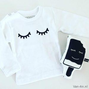 Sleepy eyes shirt