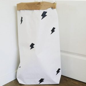 Paperbag Lightning