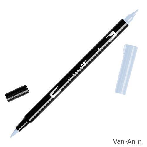 Dual Brush N95 Pen Cool Gray 1 Tombow